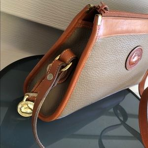 Dooney & Bourke Bags - Vintage Dooney & Bourke purse bag satchel brown